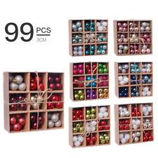 Christmas ball gift Box set Christmas Decorations Baubles Christmas tree pendant