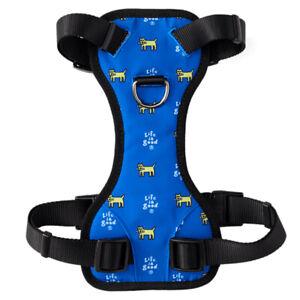 Life Is Good. Rocket Dog Harness, Royal Blue