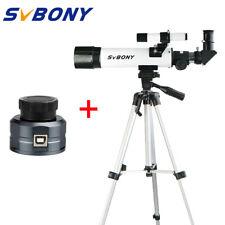 SV25 60/420mm Astronomy Refractor Telescopes+SV105 Electronic eyepiece Telescope