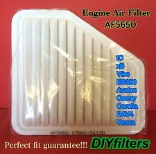 AF5650 Premium Engine Air Filter for ES350 Vibe TC XB Avalon Camry Corolla Rav4