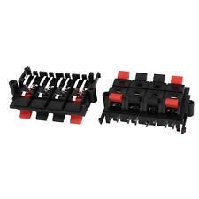 Connettore Morsettiera a molla 8 poli diffusori casse terminale amplificatore