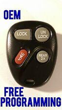 NEW 2002-2005 GMC JIMMY ALARM GM REMOTE KEYLESS ENTRY FOB KOBLEAR1XT 15043458