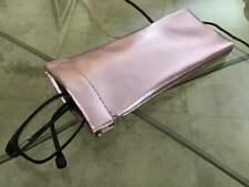 Mally Beauty Pink eyeglass case / pencil case / cosmetics case