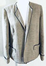 Jones New York suit Brown Blazer Womens size 10