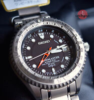 SEIKO SBDW005 Prospex LANDMASTER Kinetic TITANIUM. Brand-new & DISCONTINUED!