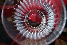 Baccarat SUNTORY HIBIKI Whisky Crystal Tumbler 24,30 Face Cut / Rosa Tumbler