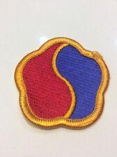 Vietnam Era U.S. Army 19th Support Brigade Full Color Cut Edge Patch