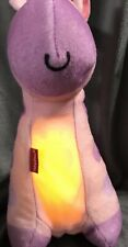 Fisher-Price Soothe & Glow Giraffe Lullaby Pink Adorable Gift Clean Ships Free