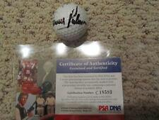 Arnold Palmer Masters Champ Golf Ball Auto Signed PSA/DNA