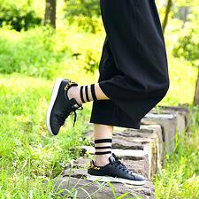 Women's Sexy Cotton Ultrathin Transparent Crystal Lace Elastic Short Socks New