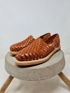 Huaraches mexicanos para mujer, zapatos de verano para dama muy frescos y cómodo