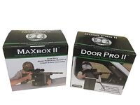 MaXbox II and Door Pro II Combo Deal - SmartRest Rifle Rests - NEW!!