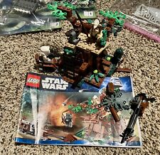 New ListingLego Star Wars Ewok Attack (7956)