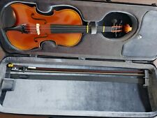 YAMAHA V-7G 4/4 Violin Set with Case and Bow and Rosin