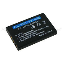 KLIC-5000 KLIC5000 Battery for Kodak EasyShare DX6490 DX7440 DX7590 DX7630