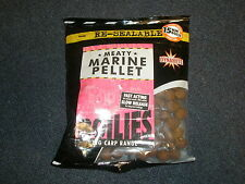 Dynamite Baits Meaty Marine Pellet Boilies 15mm 350g Carp Fishing tackle