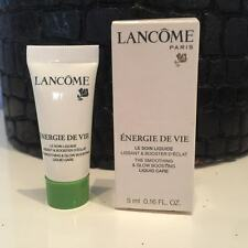 LANCOME ENERGIE DE VIE THE SMOOTHING & GLOW BOOSTING LIQUID CARE 5ml new in box