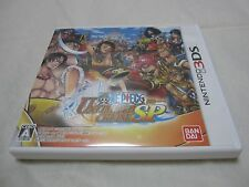 Used Nintendo 3DS One Piece Unlimited Cruise SP Japanese Ver. 3DS Exclusive use