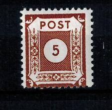 Briefmarken SBZ 42 D II  postfrisch  geprüft Jasch BPP