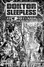 Doktor Sleepless #4 Wraparound Cover