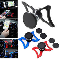 360° Magnetic Car Air Vent Mount Phone Holder Rotaty for  A3 S3 2014-2019