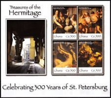 GHANA 2004 Art: Paintings from Hermitage, St. Petersburg, MNH