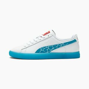 PUMA CLYDE KOOL-AID White/BLUE Men's USA Size 14 - NEW IN BOX
