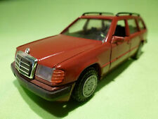 CONRAD 1503 MERCEDES BENZ 200TD 300TD TURBO 4MATIC RED 1/35 -VERY GOOD CONDITION