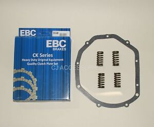 EBC Clutch Kit Friction Plates Springs Gasket fits GSF600 Bandit 1995-2005