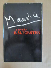 Maurice  -  E.M. Forster  -  gay interest