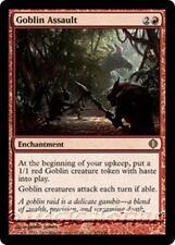 GOBLIN ASSAULT Shards of Alara MTG Red Enchantment RARE