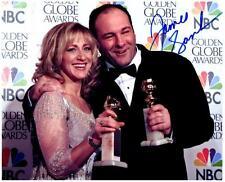 James Gandolfini signed 8x10 picture Photo autographed pic with COA