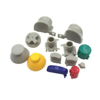 1 Set Buttons Caps Thumb Touch Keys Repair Part for   Gamecube Controller