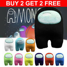 Among Us Game Plush Soft Stuffed Toy Doll Game Figure Imposter Plushie Kids Gift