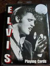 ELVIS PRESLEY 2003 PHOTOS OF ELVIS ON 54 CARDS BICYCLE BRAND PLAYING CARDS