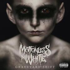 Motionless In White - Graveyard Shift (NEW CD)
