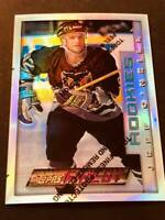 1995-96 Topps Finest Silver Refractor Jeff O'Neill Whalers #96