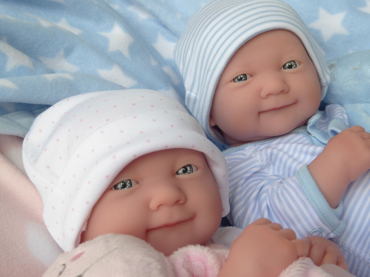 Berenguer La Newborn Dolls