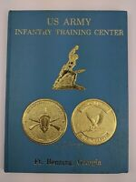 US Army Infantry Training Center Fort Benning Georgia 1987 Company D Yearbook