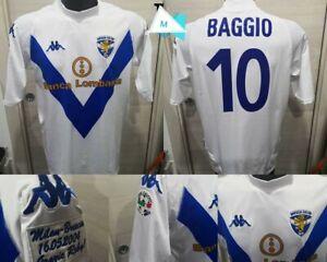 Maglia/Shirt/Camiseta Baggio Brescia Last match vs Milan