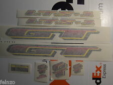 MTB GT LTS-1 decal set  RTS