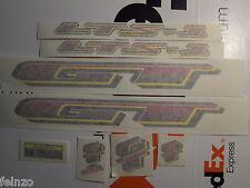 MTB GT LTS-1 decal set  RTS