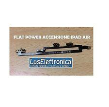 FLAT FLEX POWER ACCENSIONE PER IPAD AIR PULSANTE ON/OFF TASTI VOLUME VIBRAZIONE