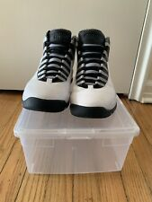 Air Jordan Retro 10 Stealth Size 12