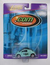 Johnny Lightning .COM Racers Y2K BUG 1999 Playing Mantis NEW