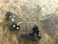 2005 gmc canyon door latch handle set ( pass. rear ) 2004-2008 chevy colorado