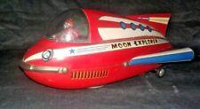 1960s MODERN TOYS !! MOON EXPLORER  Vintage Tin Toy Very Rare Japan  SPACE TOYS