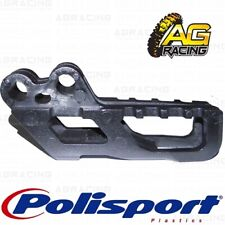 NEW ACERBIS RED REAR CHAIN GUIDE BLOCK WITH CARBON EFFECT FOR HONDA CRF250 2015