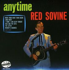 Red Sovine - Anytime [New CD]