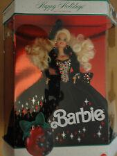 1991 Happy Holiday Barbie Doll MIB